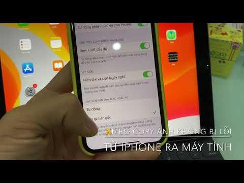Mẹo Cực Hay Copy Video Từ IPhone Ra Máy Tính Không Bị Lỗi