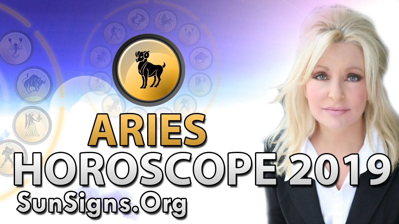 Aries Horoscope 2019 - Get Your Predictions Now! | SunSigns Org