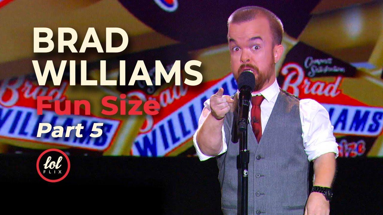 Download Brad Williams Fun Size • Part 5  LOLflix