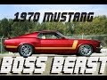 BOSS BEAST - 1970 Mustang Pro Touring Boss Clone - 347 Stroker Build