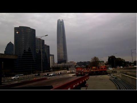 Terremoto 7.1 en Vivo Santiago y Valparaíso Chile. 24 abril 2017