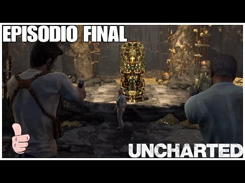 Uncharted 1 Nathan Drake Collection Final De Pelicula Dificil