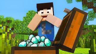 The Forgotten Treasure - Minecraft Animation