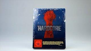 Unboxing: Hardcore ( Henry ) (Steelbook)   Blu-ray Magazin
