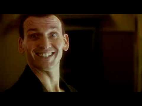 The 9th Doctor is Having a Wonderful Time - YouTube