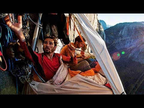 Chris Sharma Joins Tommy Caldwell on The Dawn Wall, Yosemite | EpicTV Climbing Daily, Ep. 138
