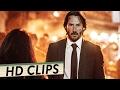 JOHN WICK: Kapitel 2 Alle Clips + Trailer Deutsch German (HD)   John Wick 2