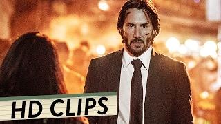 JOHN WICK: Kapitel 2 Alle Clips + Trailer Deutsch German (HD) | John Wick 2