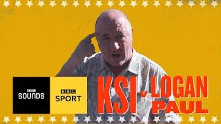 FINAL FIGHT DAY PREDICTION! KSI v Logan Paul 2 - BBC Sounds boxing expert picks winner | BBC Sport