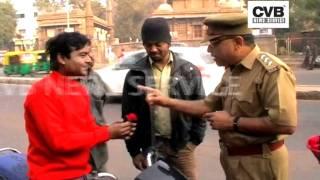 AHEMDABAD POLICE ADOPTS