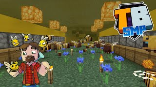 Industrial Bee Farm!- Truly Bedrock SMP Season 2! - Episode 39
