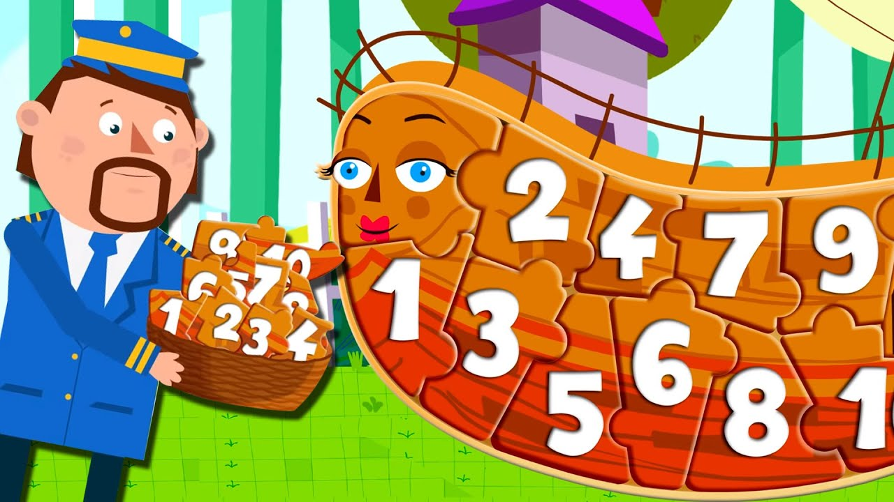 Learn Numbers With Captain Discovery | Nursery Rhymes & Kids Songs | Educational Songs For Kids