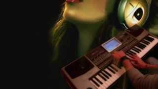 tera gham mera gham-Gulam-E-Musthafa-on keyboard