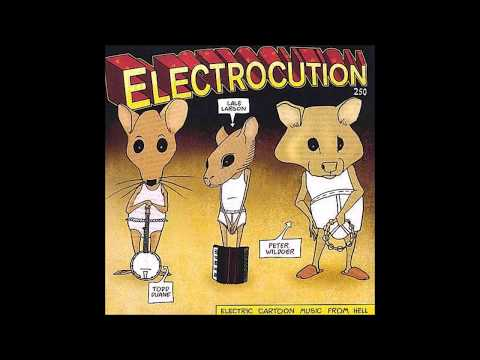 Electrocution 250 - Electric Cartoon Music From Hell (FULL ALBUM)