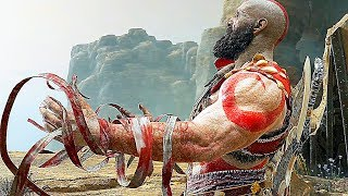 god of war 4 atreus true identity revealed kratos son ps4 2018
