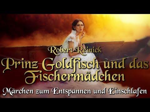 Prinz Goldfisch und das Fischermädchen - Robert Reinick (Hörbuch deutsch) Märchen für Kinder