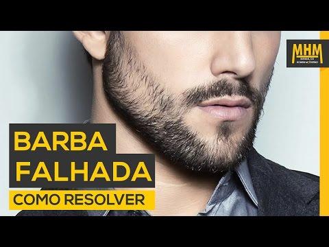 BARBA FALHADA - Como resolver