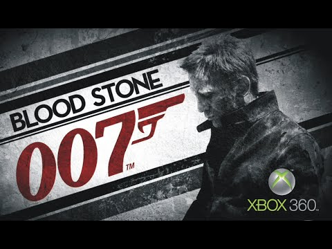 James Bond 007. Blood Stone. Xbox 360