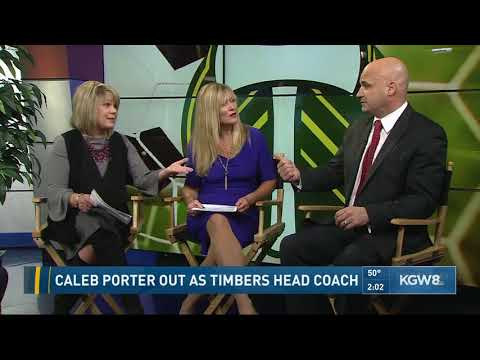 Caleb Porter out as Timbers head coach