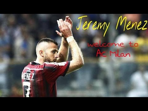 Jeremy Menez ● Welcome to AC Milan ● Best goals ever