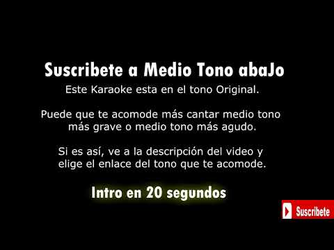 Amarte Por Mil Años Más Karaoke