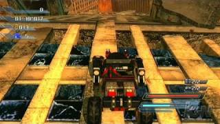 Sonic the Hedgehog PlayStation 3 Gameplay - Shadow and the
