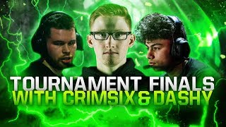 3v3 S&D Tournament Finals with Crimsix and Dashy!