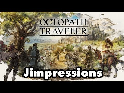 Octopath Traveler - Love & Eight (Jimpressions)