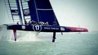 Inside the America's Cup: No Second Place - Ep 1