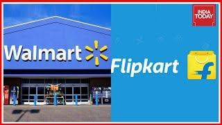 World's Biggest E-Commerce Acquisition; Walmart Acquires 70% Flipkart Stakes In India