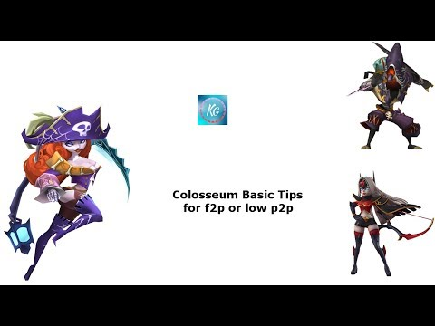 Lords Mobile Colosseum Basic Tips For F2P And Low P2P