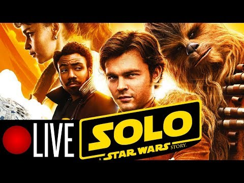🔴  Solo: A Star Wars Story - complete movie trailers, clips and B-Roll SUPERCUT