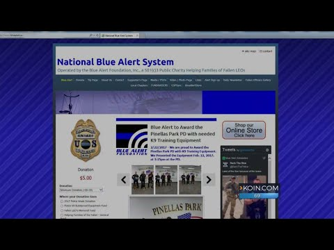 'Blue Alert' to warn public of threats to police
