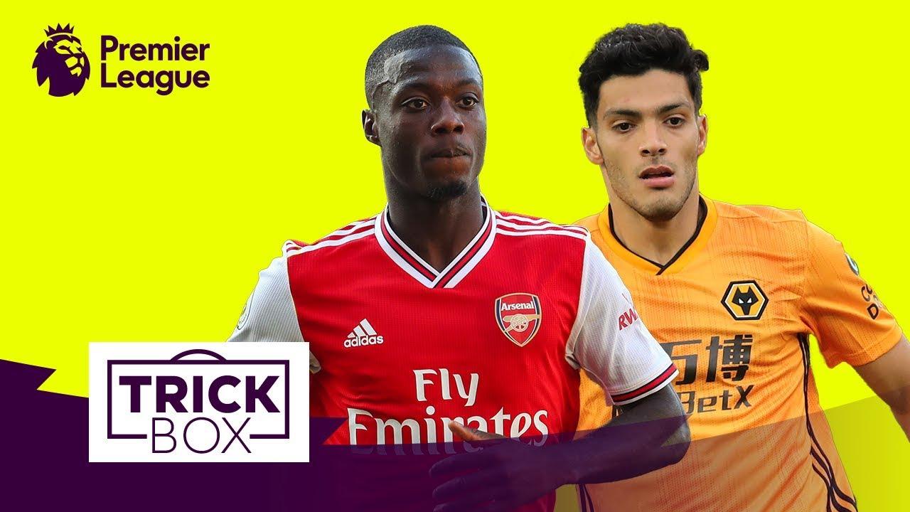 Amazing Premier League Skills | Pepe, Jimenez, De Bruyne | Trickbox MW8