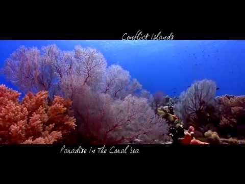 The Conflict Islands, Paradise in the Coral Sea