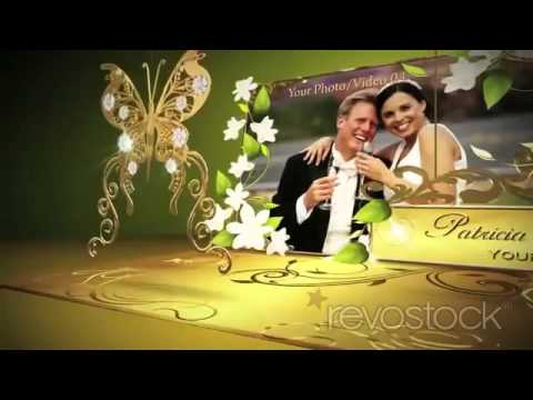 our wedding popup album v3 project for after effects revostock, Presentation templates
