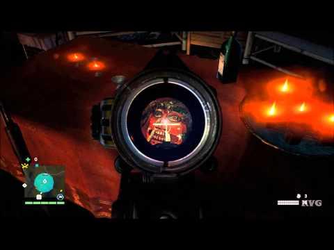 Far Cry 4 - Mask of Yalung Location - #8 – Yakshini's Flesh | x:267 y:552 (PC HD) [1080p]
