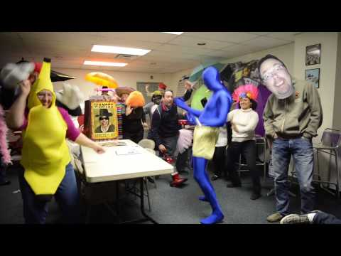 harlem shake (office edition)