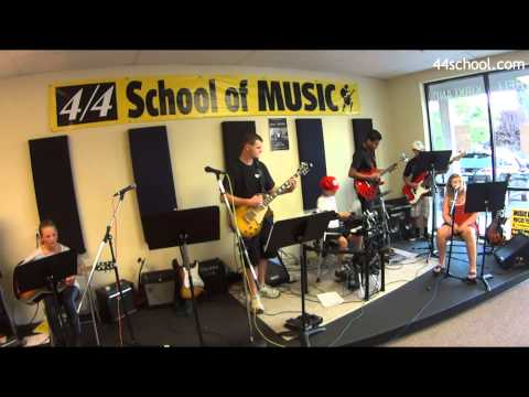 44 School of Music  July 2014  Lynnwood Rock Camp