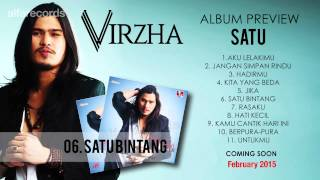 "Virzha - Preview Album ""SATU"""