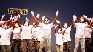 """123 Victory by Lilly Grove Missionary Baptist Church """"Visions of Faith"""" Pantomime Group"""
