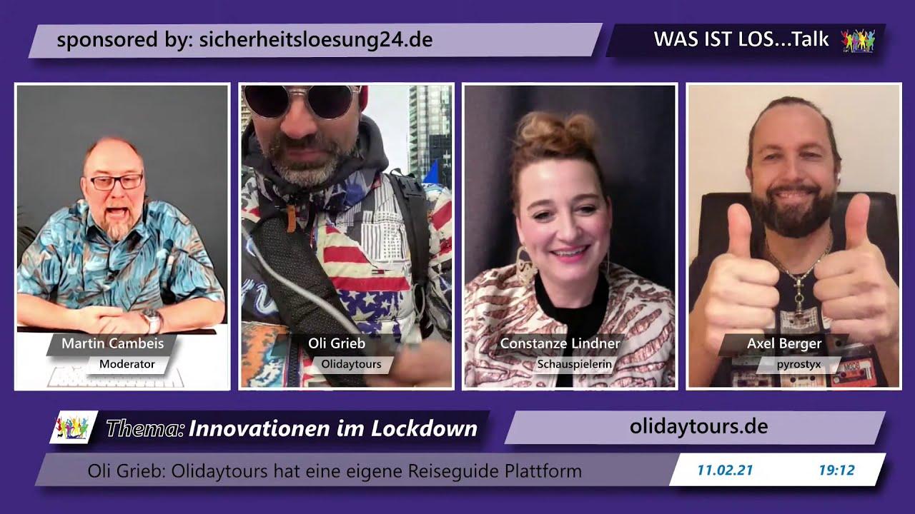 Was ist los... -TALK - Livestream
