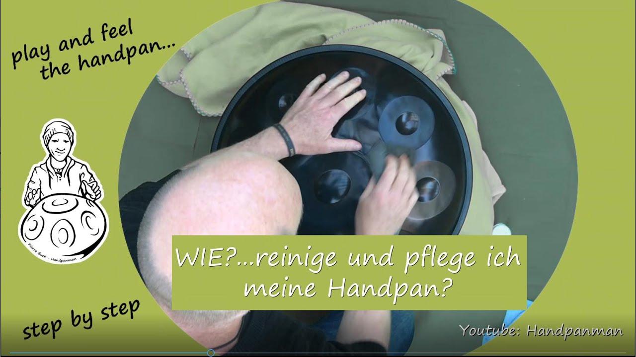 handpan-pflege,handpan pflegen,handpan rost
