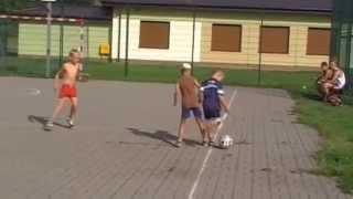 marcel 6 lat yr old młody talent piłkarski mały messi young messi mały ronaldo young ronaldo
