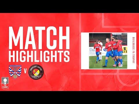 Dagenham & Red. Ebbsfleet Goals And Highlights
