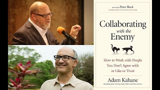 "Webinar on ""Collaborating with the Enemy"""