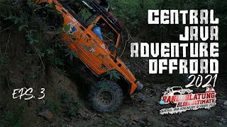 CENTRAL JAVA ADVENTURE OFFROAD 2021 - Eps. 3
