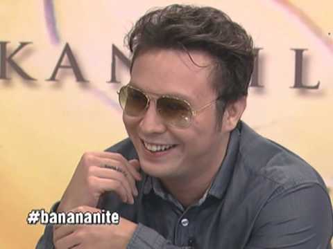Baron Geisler grilled on 'Ihaw Na!'