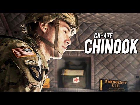 CH 47F Chinook