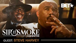 """Steve Harvey: """"If You Attack My Daughters Or My Wife, I'm Coming For You""""